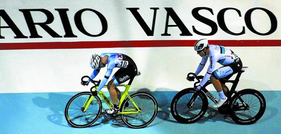 Buena primera jornada de los locales en la Bio Racer Oiartzun Bike Pista