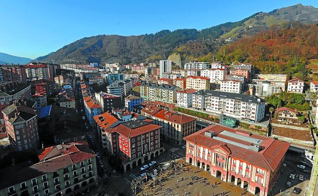 Eibar, elegida la quinta ciudad más 'fea' de España