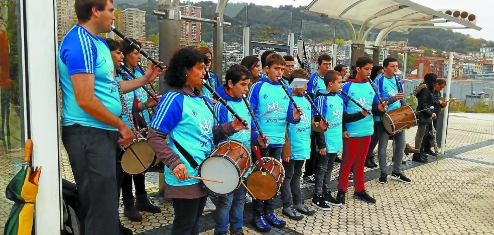 Pasaia Musikal celebra Santa Cecilia con actuaciones en Trintxerpe
