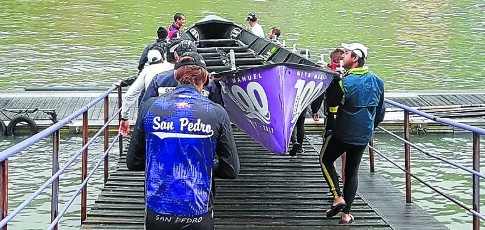 San Pedro participará en la regata popular de remo indoor