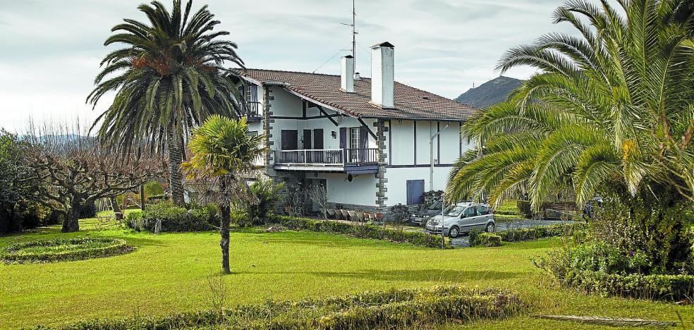 No hubo estafa en la herencia de una villa en Hondarribia a tres órdenes religiosas