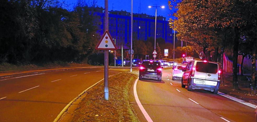 La Policía investiga si la muerte del motorista en Donostia se debió a una indisposición o a un exceso de velocidad