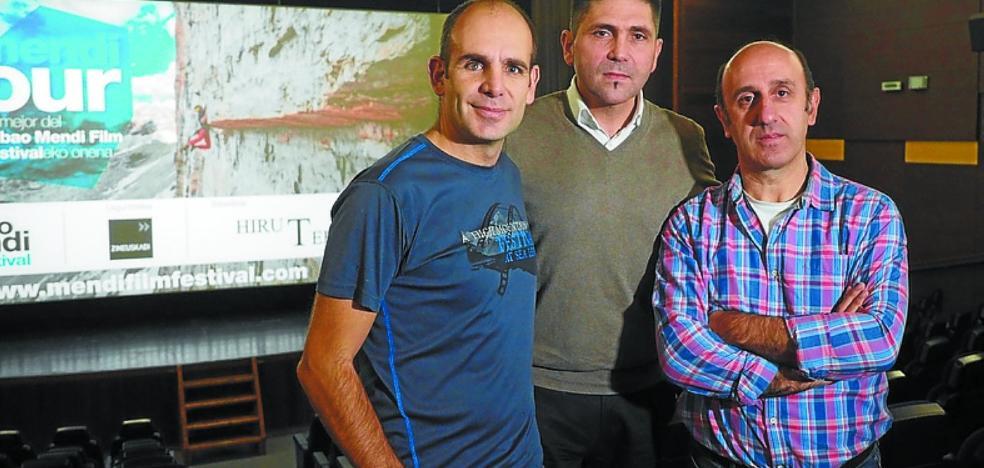 El Zelai Arizti proyecta hoy tres de las mejores películas del Bilbao Mendi Film Festival