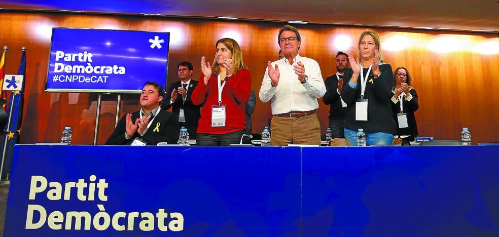 Presos o independientes copan los mejores puestos en las listas secesionistas para el 21-D