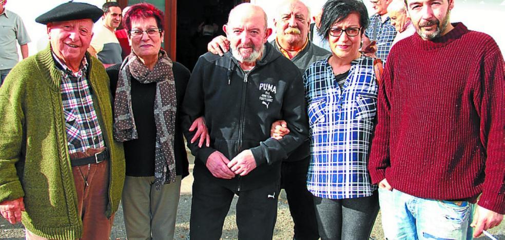 El deporte y la política, de luto, por la muerte de José Luis López 'Rioja'