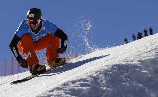 Eguibar: «Voy a luchar por lograr una medalla en los Juegos Olímpicos»