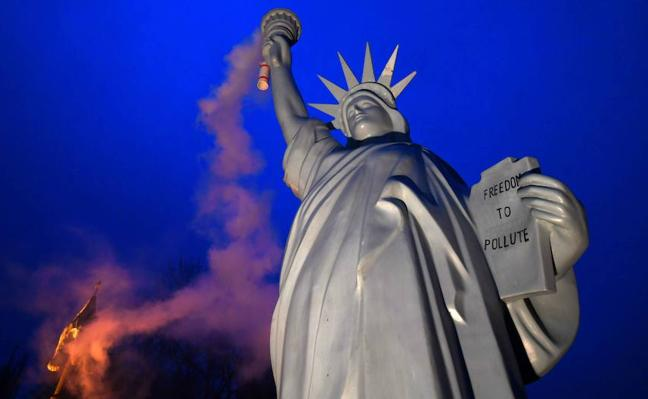 La cumbre del clima aparca la ejecución del Acuerdo de París para el próximo año