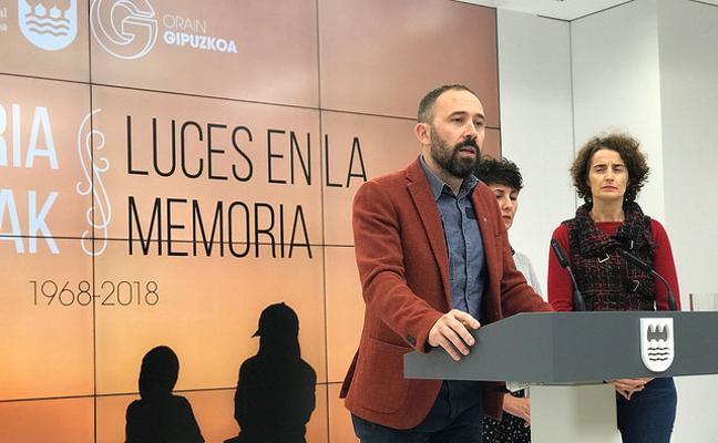 La Diputación conmemora el 50 aniversario del primer asesinato de ETA con una exposición