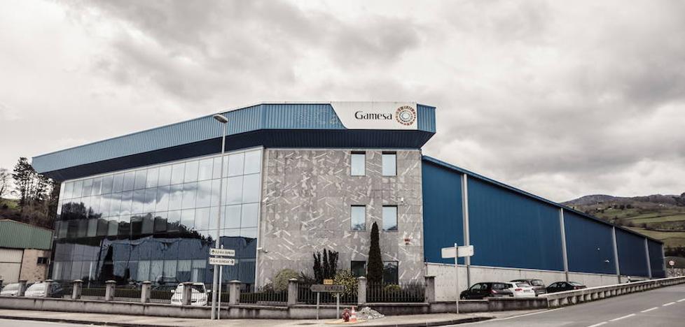 El Gobierno Vasco confirma que Siemens-Gamesa no despedirá a nadie en Asteasu