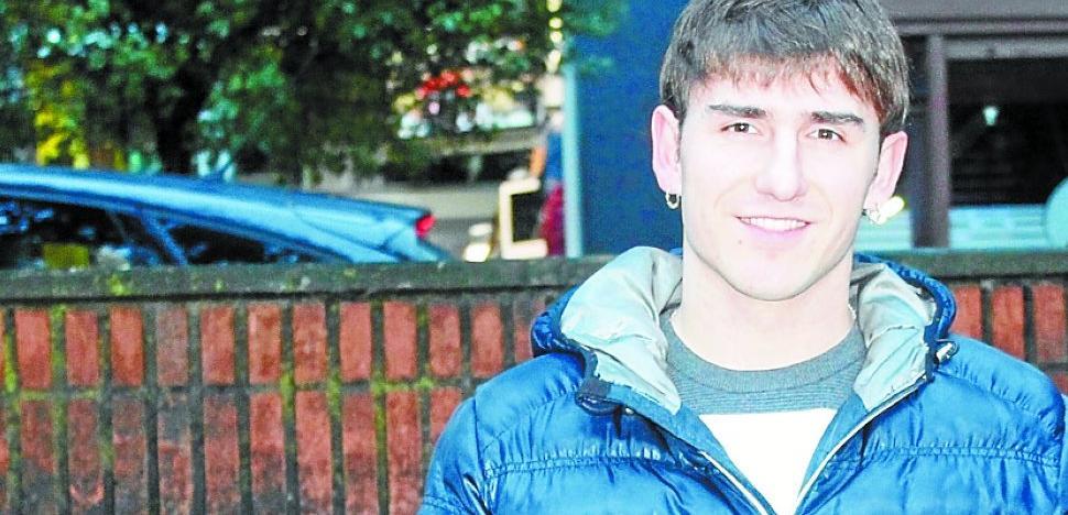 Eñaut Esnaola (Trinquetista): «Estoy con muchas ganas y deseando hacer un buen papel en Colombia»