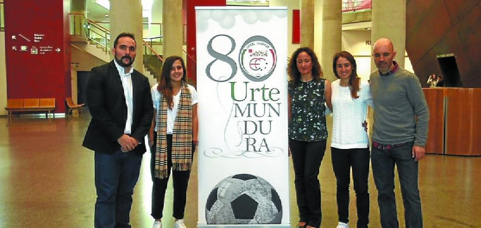 Una fiesta en torno al Euskadi-Chequia