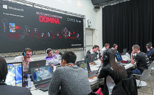 Gamegune llega hoy a la gran final con una jornada de competición sin descanso