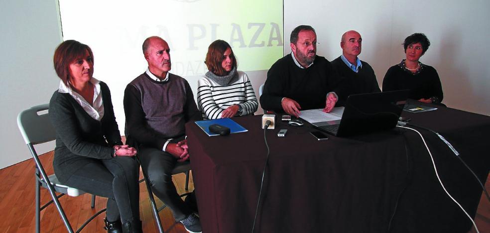 «Arma Plaza Fundazioa en poco tiempo se ha convertido en referente»