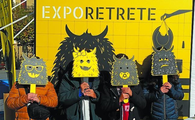 'Exporetrete': El wc no es el cubo de la basura