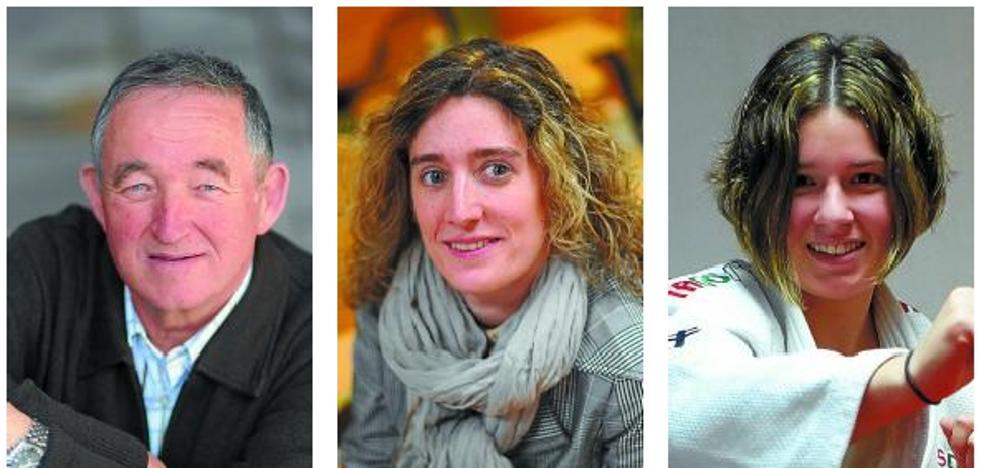 César Huerta, Mireya Echaluce y Nekane Muguruza serán cofrades del bacalao