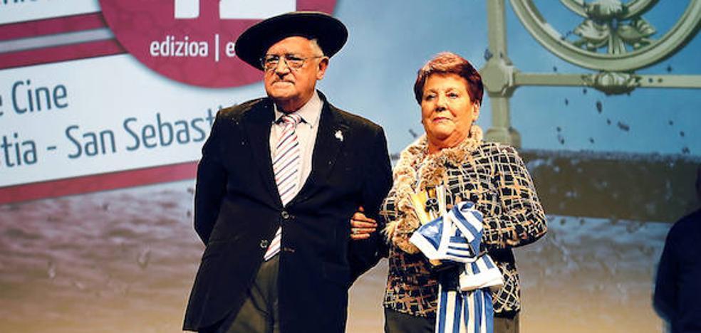 El homenaje a Paco Pizarro clausura en Donostia un exitoso Cimasub