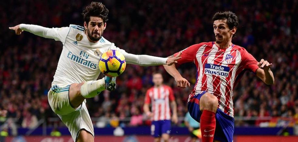 El derbi madrileño lo gana el Barça