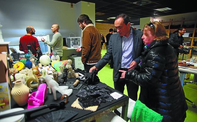 La innovación en las empresas fue el eje de la Feria de Industrias Creativas
