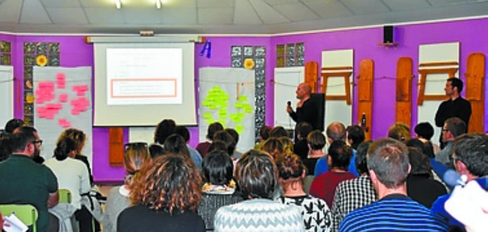 Nuevo marco pedagógico en Educación Infantil en Aita Larramendi Ikastola