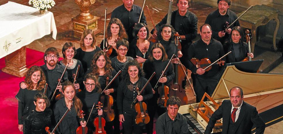 Llega la Orquesta de Cámara Arimaz