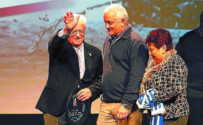El homenaje a Paco Pizarro clausura un exitoso Cimasub