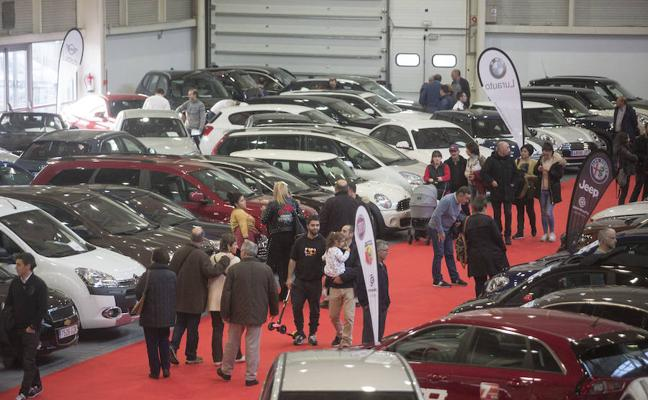 Ficoauto cierra con 400 coches vendidos, un 33% más