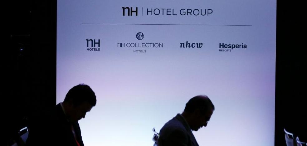 Barceló plantea a NH una fusión de sus negocios y crear un grupo en el que tendría el 60%