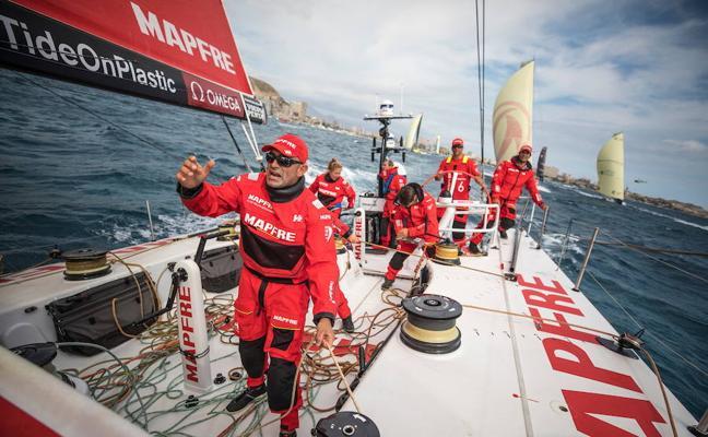 El 'Mapfre' de Xabi Fernández acertó y ahora lidera la flota