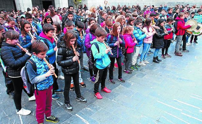 Santa Cecilia inundará con música las calles a lo largo de esta semana