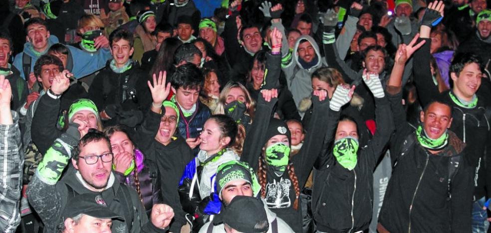 Éxito total del primer Survival Zombie de Euskadi dentro de la I Gazte Gaua