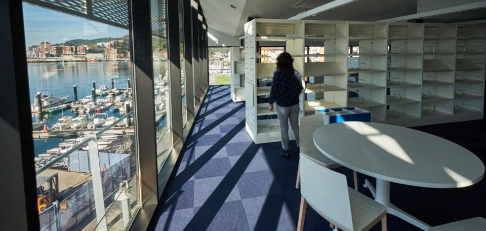 Una biblioteca como las de los países nórdicos
