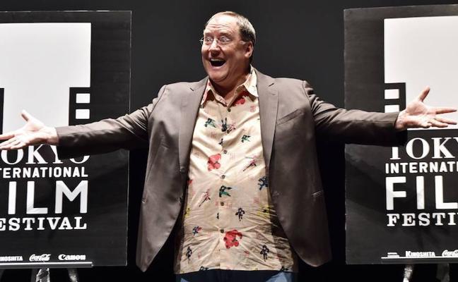 Lasseter deja temporalmente Disney por «pasos en falso»