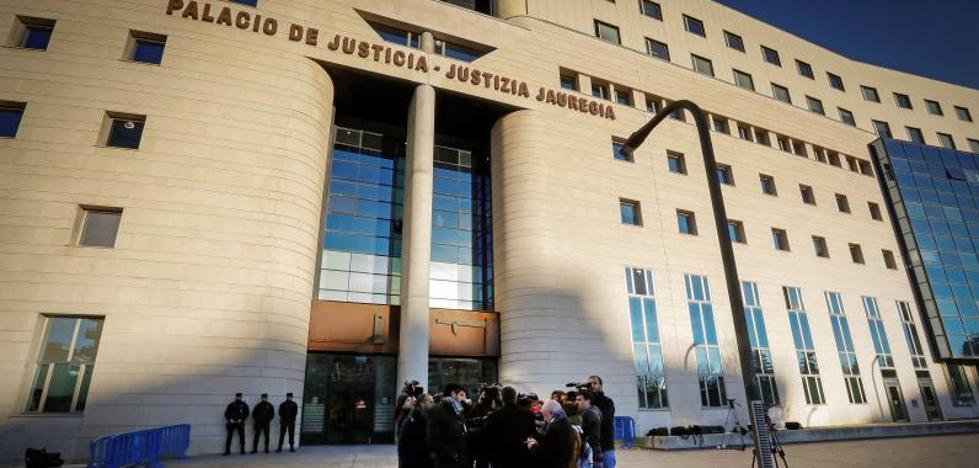 Los forenses «ven compatible» con una violación las lesiones que presentaba la joven asaltada en Sanfermines