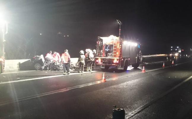 Goia asegura que no fue en Polloe donde se confundieron los dos cadáveres del accidente de tráfico en Irun