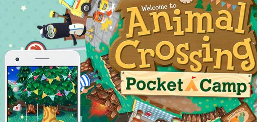 Animal Crossing: Pocket Camp da el salto al móvil antes de tiempo