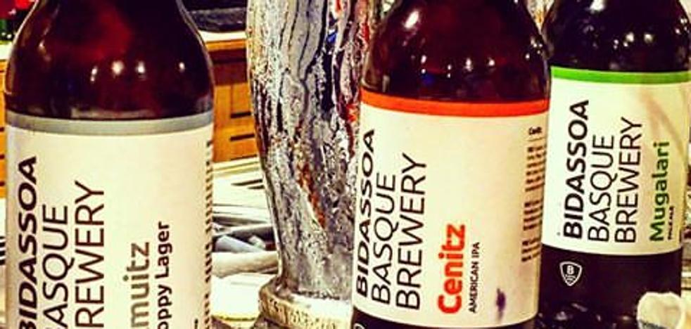 Una cervecera de Irun y otra de Hernani triunfan en el prestigioso Brussels Beer Challenge