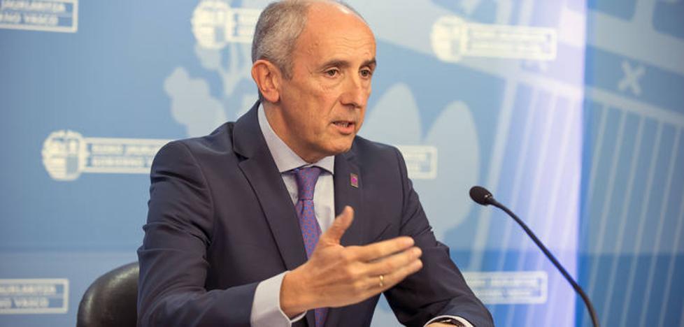 El Gobierno Vasco ve «incomprensible e inexplicable» la abstención de EH Bildu a la votación sobre el Cupo