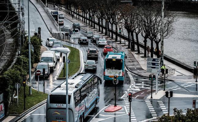 Circuitos recomendados durante el cierre del tráfico por el Maratón