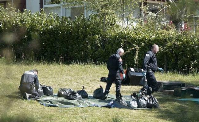 ETA no tiene actividad militar, sólo política, dice el antiterrorismo francés