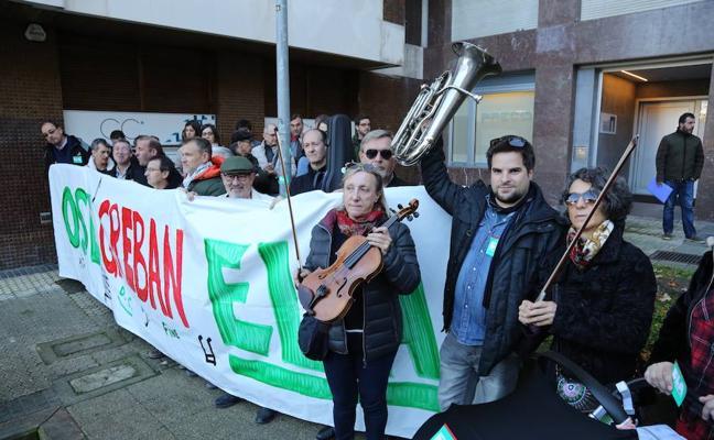 El comité de la OSE mantiene la huelga tras fracasar la reunión con la dirección