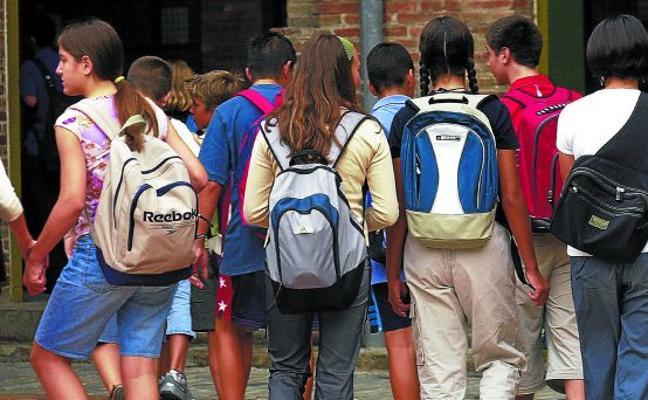 Los alumnos vascos de 15 años, de los peores del Estado solucionando problemas en grupo, según el último informe PISA