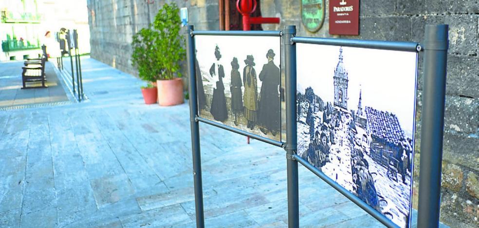 Más de 700 personas pasaron por la exposición de fotografías antiguas