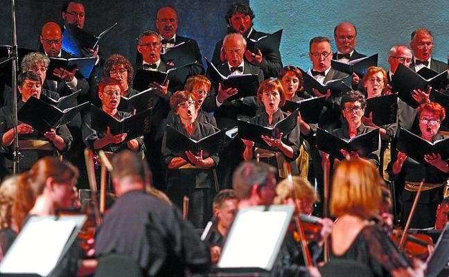 Andra Mari ofrecerá el sábado su concierto de Santa Cecilia