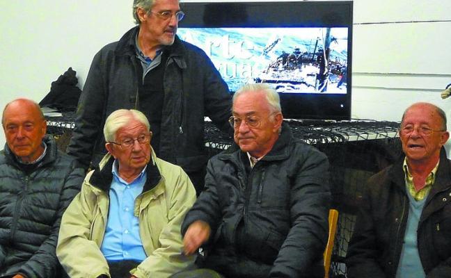 'Arte al agua' llega este viernes a los cines de Oarsoaldea