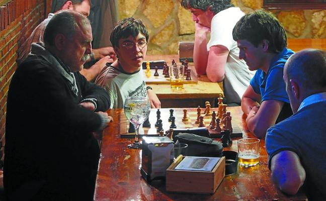 Los ajedrecistas Kerexeta y León se quedaron a las puertas del ascenso