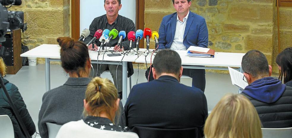 Dos bacterias en el depósito municipal Erroizpe causaron el brote de Usurbil