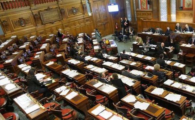 El Pleno del Ayuntamiento de París respalda por unanimidad «el proceso de paz del País Vasco»