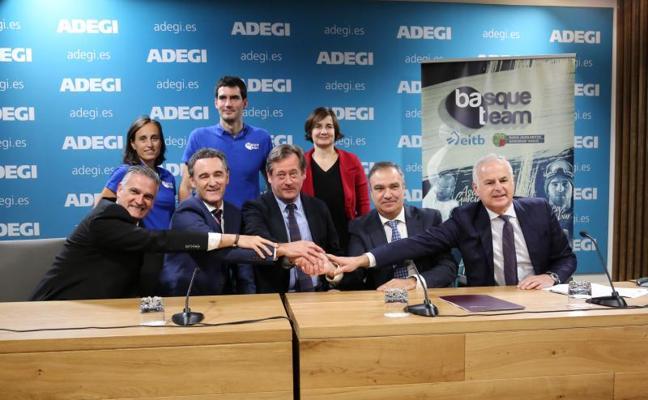 Un acuerdo impulsará la inserción laboral de los deportistas vascos de alto nivel