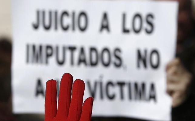 «No a un sistema judicial machista»