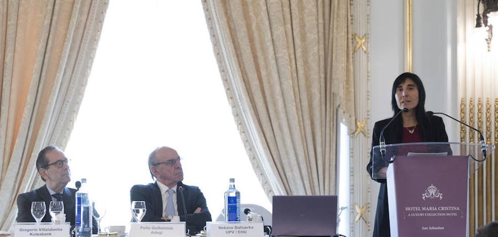 La UPV pide al empresariado que la considere «un aliado que da valor añadido»